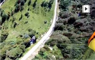 Koessen paragliding